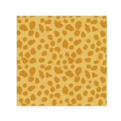 Autumn Animal Print 2 Small Satin Scarf (square) by tarastyle