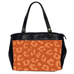 Autumn Animal Print 3 Office Handbags (2 Sides)  by tarastyle