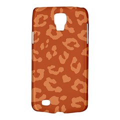 Autumn Animal Print 3 Galaxy S4 Active by tarastyle
