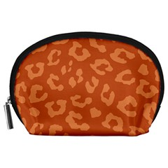 Autumn Animal Print 3 Accessory Pouches (large)  by tarastyle
