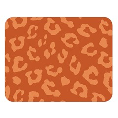 Autumn Animal Print 3 Double Sided Flano Blanket (large)  by tarastyle
