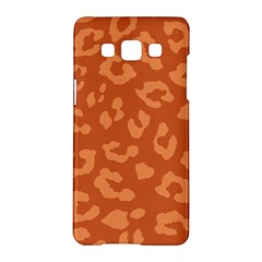 Autumn Animal Print 3 Samsung Galaxy A5 Hardshell Case  by tarastyle