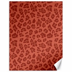 Autumn Animal Print 4 Canvas 18  X 24   by tarastyle