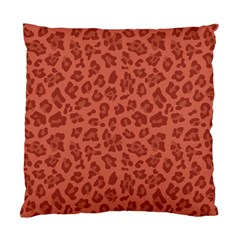 Autumn Animal Print 4 Standard Cushion Case (two Sides) by tarastyle