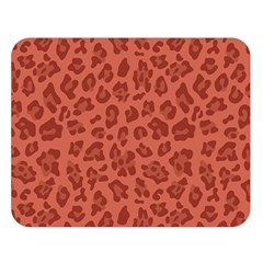 Autumn Animal Print 4 Double Sided Flano Blanket (large)  by tarastyle