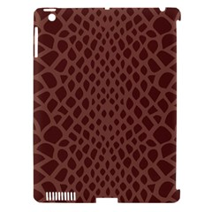 Autumn Animal Print 5 Apple Ipad 3/4 Hardshell Case (compatible With Smart Cover) by tarastyle