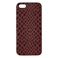 Autumn Animal Print 5 Iphone 5s/ Se Premium Hardshell Case by tarastyle