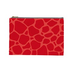 Autumn Animal Print 6 Cosmetic Bag (large)  by tarastyle