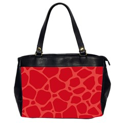 Autumn Animal Print 6 Office Handbags (2 Sides)  by tarastyle