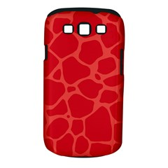 Autumn Animal Print 6 Samsung Galaxy S Iii Classic Hardshell Case (pc+silicone) by tarastyle