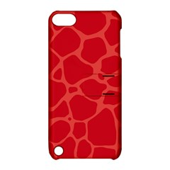 Autumn Animal Print 6 Apple Ipod Touch 5 Hardshell Case With Stand by tarastyle