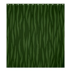Autumn Animal Print 7 Shower Curtain 66  X 72  (large)  by tarastyle