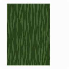 Autumn Animal Print 7 Small Garden Flag (two Sides) by tarastyle