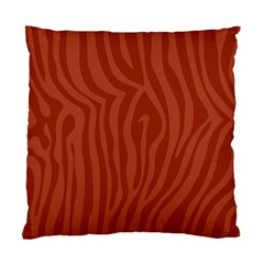 Autumn Animal Print 8 Standard Cushion Case (two Sides) by tarastyle