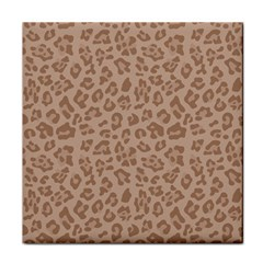 Autumn Animal Print 9 Face Towel by tarastyle