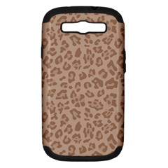 Autumn Animal Print 9 Samsung Galaxy S Iii Hardshell Case (pc+silicone) by tarastyle