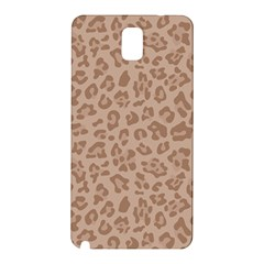 Autumn Animal Print 9 Samsung Galaxy Note 3 N9005 Hardshell Back Case by tarastyle