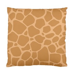 Autumn Animal Print 10 Standard Cushion Case (One Side)