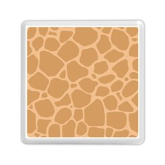 Autumn Animal Print 10 Memory Card Reader (Square)