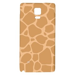Autumn Animal Print 10 Galaxy Note 4 Back Case