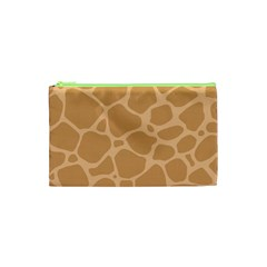 Autumn Animal Print 10 Cosmetic Bag (xs) by tarastyle
