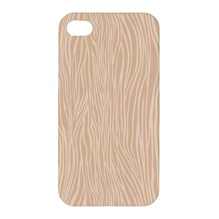 Autumn Animal Print 11 Apple iPhone 4/4S Hardshell Case