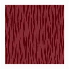 Autumn Animal Print 12 Medium Glasses Cloth (2 Side)