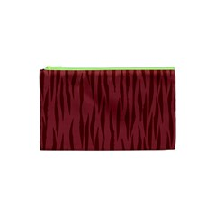 Autumn Animal Print 12 Cosmetic Bag (xs) by tarastyle