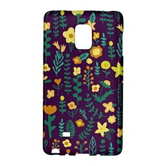 Cute Doodle Flowers 2 Galaxy Note Edge by tarastyle