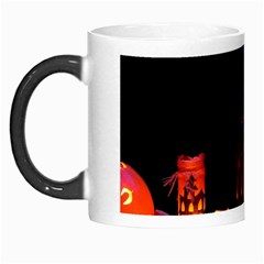 Awaiting Halloween Night Morph Mugs by gothicandhalloweenstore