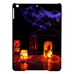 Awaiting Halloween Night Ipad Air Hardshell Cases by gothicandhalloweenstore