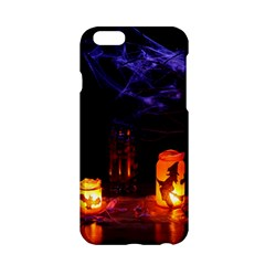 Awaiting Halloween Night Apple Iphone 6/6s Hardshell Case by gothicandhalloweenstore