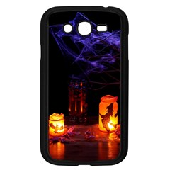 Awaiting Halloween Night Samsung Galaxy Grand Duos I9082 Case (black) by gothicandhalloweenstore