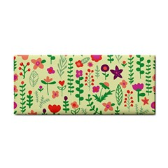 Cute Doodle Flowers 5 Cosmetic Storage Cases by tarastyle