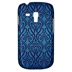 Art Nouveau Teal Galaxy S3 Mini by 8fugoso