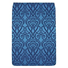 Art Nouveau Teal Flap Covers (s)  by 8fugoso