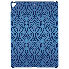 Art Nouveau Teal Apple Ipad Pro 12 9   Hardshell Case