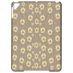 Star Fall Of Fantasy Flowers On Pearl Lace Apple Ipad Pro 9 7   Hardshell Case by pepitasart
