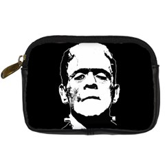 Frankenstein s Monster Halloween Digital Camera Cases by Valentinaart