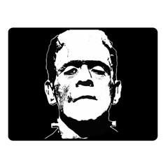 Frankenstein s Monster Halloween Fleece Blanket (small)