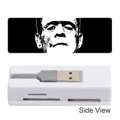 Frankenstein s Monster Halloween Memory Card Reader (stick)