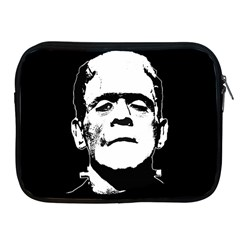 Frankenstein s Monster Halloween Apple Ipad 2/3/4 Zipper Cases by Valentinaart