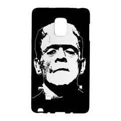 Frankenstein s Monster Halloween Galaxy Note Edge by Valentinaart
