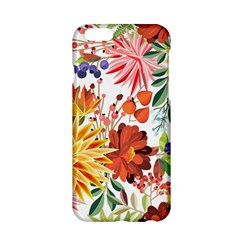 Autumn Flowers Pattern 1 Apple Iphone 6/6s Hardshell Case by tarastyle