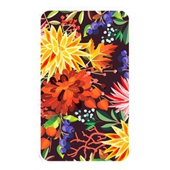 Autumn Flowers Pattern 2 Memory Card Reader by tarastyle