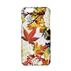 Autumn Flowers Pattern 3 Apple Iphone 6/6s Hardshell Case by tarastyle
