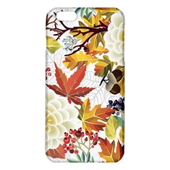 Autumn Flowers Pattern 3 Iphone 6 Plus/6s Plus Tpu Case by tarastyle