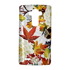 Autumn Flowers Pattern 3 Lg G4 Hardshell Case by tarastyle