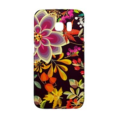 Autumn Flowers Pattern 6 Galaxy S6 Edge by tarastyle