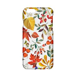 Autumn Flowers Pattern 7 Apple Iphone 6/6s Hardshell Case by tarastyle